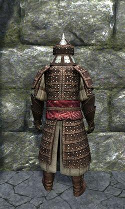 Royal leather armor back.jpg