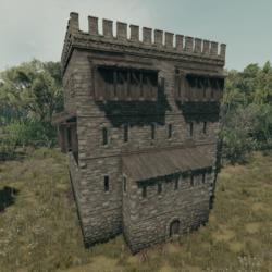 Small keep