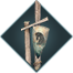 Wooden pillar with shield.png