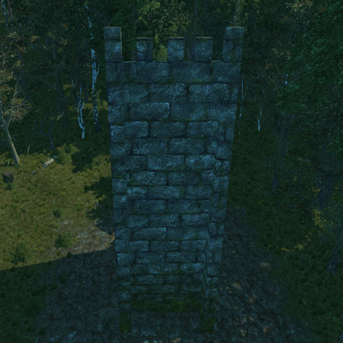 Castle Wall Official Life Is Feudal Wiki