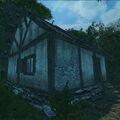 Small plaster house front left.jpg