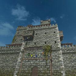 Замковый донжон