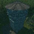 Castle angular tower back.jpg