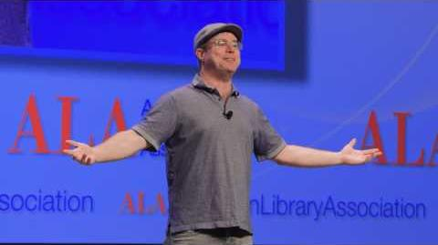 2017 ALA Annual Conference - Andy Weir on Creating Artemis After The Martian