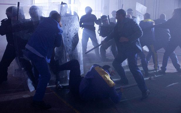 HM Prison Fenchurch riots