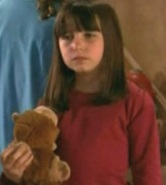 Marti Venturi teddy bear episode still