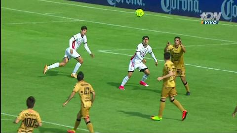 Lobos BUAP vs Dorados 1-0 Final de Ida Ascenso