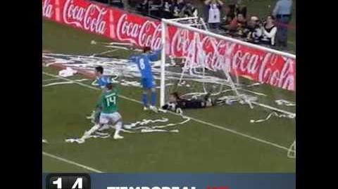 Los 45 goles de Chicharito con la Selección