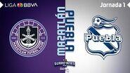 Resumen y Goles Mazatlán vs Puebla Liga MX - Guardianes 2020 - Jornada 1 LIGA BBVA MX