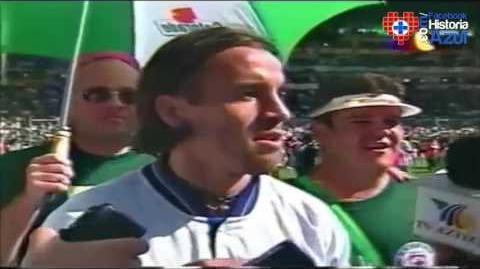 Cruz Azul CAMPEÓN Invierno 1997