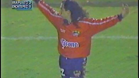 Final Irapuato vs Zacatepec 1999! Irapuato Campeon!!