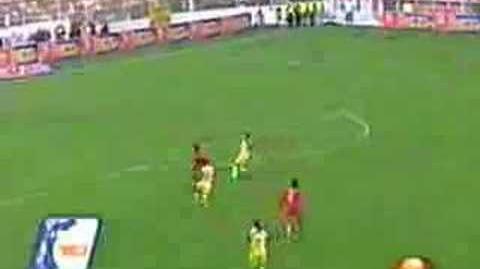 Gol de Cardozo VS America Apertura 2003