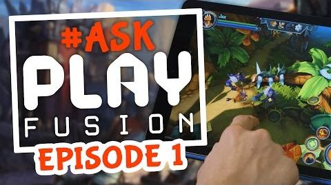 """""""What kind of game is Lightseekers?"""" AskPlayFusion Ep 1"""