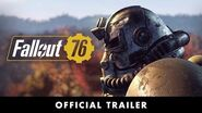 Fallout 76 – Official Trailer-0