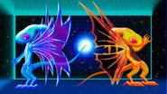 The newest misfits nexus and nova by phendranaguardian-d4xlk5u