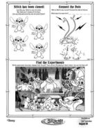 Experiment puzzle page