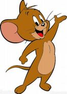 Jerry the Mouse of Tom and Jerry
