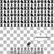 This Is Sparta And Chess