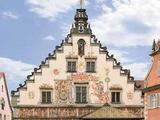 Bemalung des Alten Lindauer Rathauses