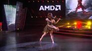Lindsey Stirling Performs at The Game Awards 2014
