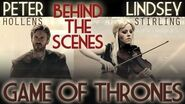 Behind the Scenes - Game of Thrones Lindsey Stirling & Peter Hollens