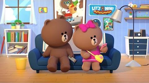 Brown_and_his_little_fashionista_sister,_CHOCO_@_home