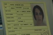 Kate Fleming (Foster Alias) Personnel Record