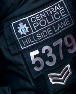 Hillside Lane AFO Patch