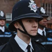 Police College Helmet