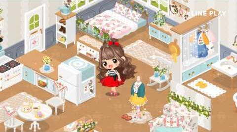 LINE PLAY Decorations (Official Video)