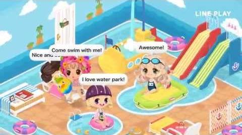 LINE PLAY Communications (Official Video)