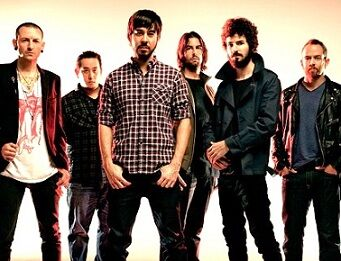 L to R. Chester, Joe, Mike, Rob, Brad, Phoenix
