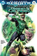 Hal Jordan and the Green Lantern Corps Vol 1