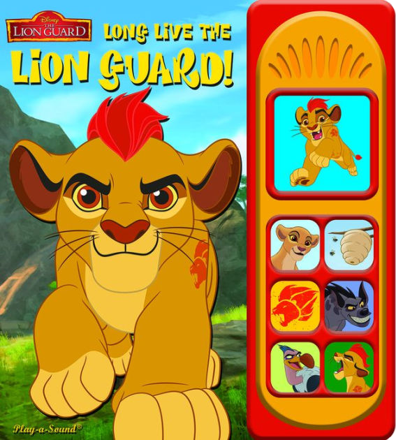 Long Live The Lion Guard!