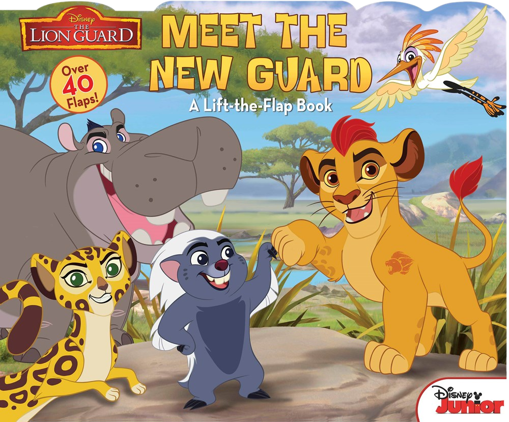 Meet the New Guard