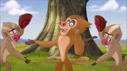 The Lion Guard The Traveling Baboon Show HD
