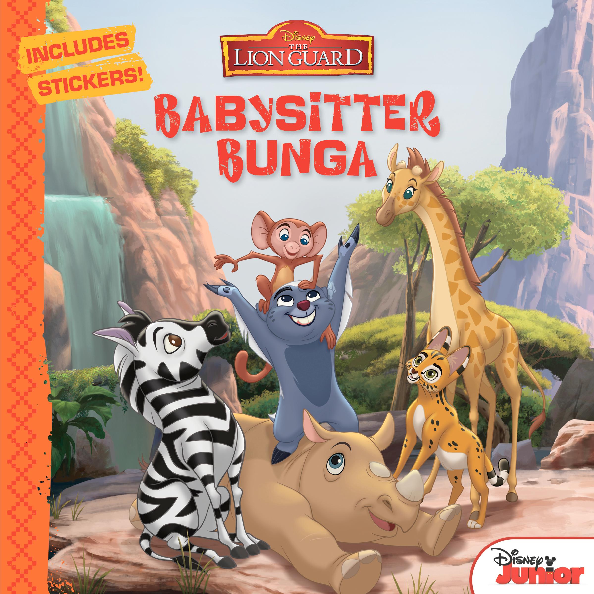 Babysitter Bunga (book)
