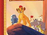The Lion Guard (Disney Wonderful World of Reading)