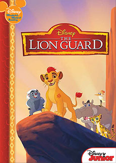 The Lion Guard (Disney Wonderful World of Reading)