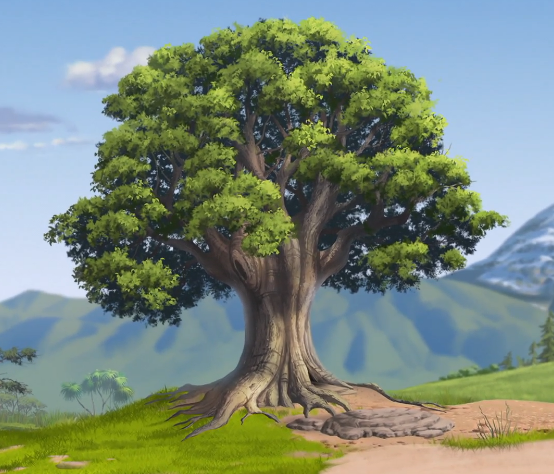 Tree Of Life The Lion Guard Wiki Fandom