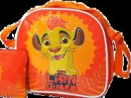 Orange-lunchbag