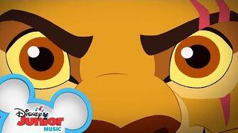 The Triumph of the Roar Music Lift The Lion Guard Disney Junior