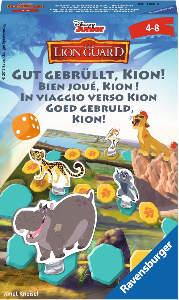 Good Roar, Kion!