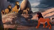 Lion Guard When I Led the Guard Battle for the Pride Lands Scar's song HD Clip-2