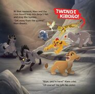 The lion guard can t wait to be queen page 19 by findingserenity1998-da7f2s7