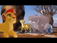 The Lion Guard (Lví hlídka) We Will Defend (Czech)