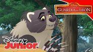 La Guardia del León No os metáis con mamá Disney Junior Oficial