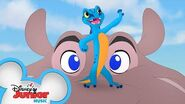 Give a Little Guy a Chance Music Video The Lion Guard Disney Junior
