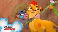 Wisdom on the Walls Music Video The Lion Guard Disney Junior
