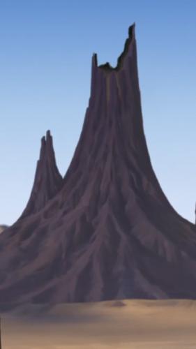 Shutdown the Volcano (Jasiri's Reign)